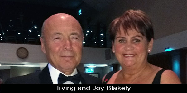 Irving and Joy Blakely
